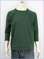 チャンピオン メイドインUSA T1011 ラグラン 7分袖 Tシャツ Champion MADE IN USA T1011 RAGLAN 3/4 SLEEVE T-SHIRT C5-U401-560