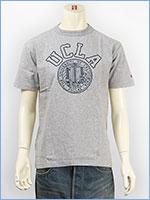チャンピオン メイドインUSA T1011 半袖 プリントTシャツ UCLA Champion MADE IN USA T1011 US T-SHIRT UCLA C5-H303-073