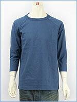 チャンピオン メイドインUSA T1011 ラグラン 7分袖 Tシャツ Champion MADE IN USA T1011 RAGLAN 3/4 SLEEVE T-SHIRT C5-U401-348