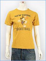 Champion x Disney チャンピオン ミッキーマウス 半袖 プリントTシャツ Champion ROCHESTER T-SHIRT MICKEY MOUSE C9-H305-748