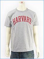 チャンピオン メイドインUSA T1011 半袖 プリント Tシャツ ハーバード大学 Champion MADE IN USA T1011 US T-SHIRT HARVARD UNIVERSITY C5-K302-076