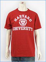 チャンピオン メイドインUSA T1011 半袖 プリント Tシャツ ハーバード大学 Champion MADE IN USA T1011 US T-SHIRT HARVARD UNIVERSITY C5-K302-973