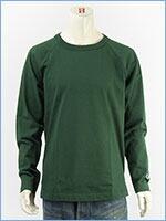 チャンピオン メイドインUSA T1011 ラグラン 長袖 Tシャツ Champion MADE IN USA T1011 RAGLAN LONG SLEEVE T-SHIRT C5-Y401-560