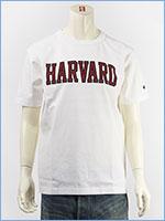 チャンピオン メイドインUSA T1011 半袖 プリント Tシャツ ハーバード大学 Champion MADE IN USA T1011 US T-SHIRT HARVARD UNIVERSITY C5-M302-010