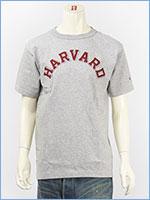 チャンピオン メイドインUSA T1011 半袖 プリント Tシャツ ハーバード大学 Champion MADE IN USA T1011 US T-SHIRT HARVARD UNIVERSITY C5-M302-076