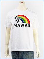 チャンピオン メイドインUSA T1011 半袖 プリント Tシャツ ハワイ大学 CHAMPION MADE IN USA T1011 US T-SHIRT UNIVERSITY OF HAWAII C5-P303-011