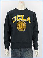チャンピオン メイドインUSA リバースウィーブ クルーネック スウェットシャツ UCLA CHAMPION MADE IN USA REVERSE WEAVE CREW NECK SWEAT SHIRT C5-Q002-370
