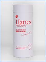 ヘインズ プレミアム 半袖 ジャパンフィット Vネック Tシャツ 無地 ブラック Hanes PREMIUM Japan Fit V Neck T-SHIRT HM1-F002-090 Made in Japan