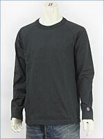 チャンピオン・MADE IN USA / T1011 ラグラン 長袖Tシャツ ( Champion MADE IN USA / T1011 RAGLAN LONG SLEEVE T-SHIRT C5-Y401-090 )