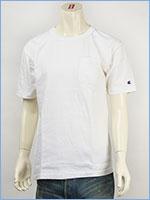 Champion MADE IN USA チャンピオン T-1011 US 半袖 ポケットTシャツ Champion MADE IN USA T-1011 US POCKET T-SHIRT C5-B303-010