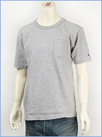 Champion MADE IN USA チャンピオン T-1011 US 半袖 ポケットTシャツ Champion MADE IN USA T-1011 US POCKET T-SHIRT C5-B303-070