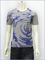 空 半袖 プリント Tシャツ 金魚 KU USA S/S PRINT TEE SHIRT 527316-14
