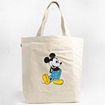 リーバイス ミッキーマウス トートバッグ グラフィック 生成り Levi's x Disney COLLECTION MICKEY MOUSE GRAPHIC TOTE BAG 38004-0123