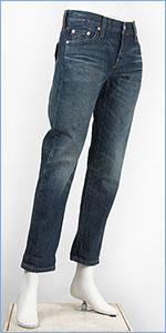 リーバイス レディース Levi's 501CT ボタンフライ オリジナル カスタマイズド&テーパード 14oz.デニム サンセット Levi's 501 Jeans for Women 17804-0063