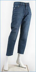リーバイス LEVI'S 505 1967年モデル カスタマイズド セルビッジデニム ミッドユーズド LEVI'S VINTAGE CLOTHING 1967 505 Customized Jeans for Women All Tomorrow's Parties 50569-0026