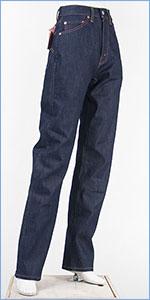 リーバイス LEVI'S 701 1950年モデル セルビッジデニム リジッド(未洗い) LEVI'S VINTAGE CLOTHING 1950s 701 Jeans Rigid 50701-0008