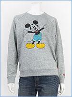 リーバイス ミッキーマウス レディース リラックス スウェット Levi's x Disney COLLECTION MICKEY MOUSE WOMEN'S RELAXED GRAPHIC CREW 29717-0018
