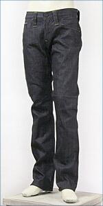 リーバイス・モダンプレミアム レギュラーフィット・ストレートレッグ / 11oz.デニム / JPセルビッジリンス ( Levi's Red Tab Modern Premium 00504-0215 )