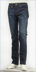 Levi's リーバイス 511 スリムテーパード 10.8oz.ストレッチデニム ダークヴィンテージ Levi's Red Tab Classic 00511-1400 ジーンズ