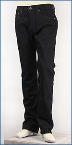 リーバイス Levis 501 ボタンフライ USAラインモデル ブラック オリジナルフィット ストレートジーンズ Levi's 501 JEANS 00501-0660
