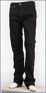 リーバイス Levis 505 ストレート USAラインモデル 13.38oz.デニム ブラック Levi's 505 Straight Jeans 00505-0260 ジーンズ