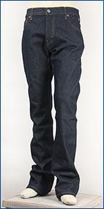 リーバイス Levis 517 ブーツカット USAラインモデル 14.75oz.デニム リジッド(インディゴ) Levi's 517 Boot Cut Jeans 00517-0217 ジーンズ
