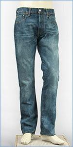 リーバイス Levi's 501(2013モデル) ボタンフライ オリジナル 12.7oz.デニム パルマー Levi's 501 JEANS 00501-1882 ジーンズ