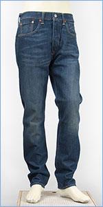 リーバイス Levi's 501CT ボタンフライ オリジナル カスタマイズド&テーパード 12.5oz.デニム ダルストン(ミッドユーズド) Levi's 501 JEANS 18173-0004