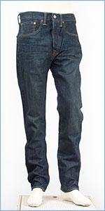 リーバイス Levi's 501CT ボタンフライ オリジナル カスタマイズド&テーパード 12oz.デニム ロングリッジ(ダークユーズド) Levi's 501 JEANS 18173-0030