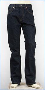リーバイス Levis 517 ブーツカット USAラインモデル 14.5oz.デニム リンス(ワンウォッシュ) Levi's 517 Boot Cut Jeans 00517-0216 ジーンズ