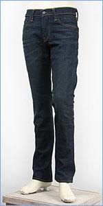 リーバイス 511 フィット スリム ストレッチコーンデニム ダークユーズド Levi's Jeans 04511-2007