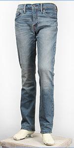 リーバイス 511 フィット スリム サーモライト ストレッチデニム ライトユーズド Levi's Warm Jeans 04511-2066