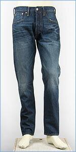 リーバイス Levi's 501CT ボタンフライ オリジナル カスタマイズド&テーパード 14oz.セルヴィッジコーンデニム ミラー(ミッドユーズド) Levi's 501 JEANS 28894-0042
