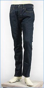 リーバイス 501 スキニー ボタンフライ ストレッチデニム リンス Levi's 501 Jeans 34268-0001