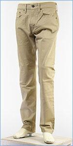 リーバイス 502 レギュラーテーパード ストレッチ ジーンズ ベージュ Levi's Jeans 29507-0009
