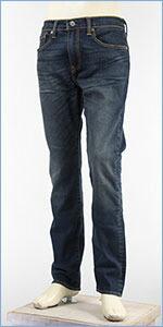 リーバイス 502 レギュラーテーパード ストレッチ ジーンズ ダークユーズド Levi's Jeans 29507-0065