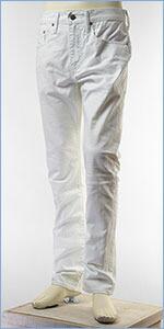 リーバイス 502 レギュラーテーパード ストレッチ ジーンズ ホワイト Levi's Jeans 29507-0084