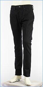 リーバイス 501 スキニー ボタンフライ ストレッチデニム ブラック Levi's 501 Jeans 34268-0000
