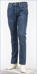 リーバイス 501 スキニー ボタンフライ ストレッチデニム ミッドユーズド Levi's 501 Jeans 34268-0024