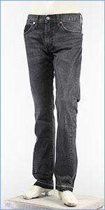 リーバイス オルタード 511 スリム Levi's Altered Jeans 36067-0001 Spliced Black