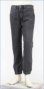 リーバイス 501 ジョガー ボタンフライ ストレッチデニム LEVI'S PREMIUM 501 JOGGERS 80746-0001