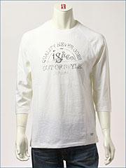 リーバイス・U.S. Cal ラグラン Tシャツ Q/S ( Levi's 82908-0001 )