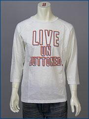 リーバイス・クラシック Q/S グラフィック ラグラン Tシャツ / LIVE UNBUTTONED ( Levi's Original 80907-0001 )