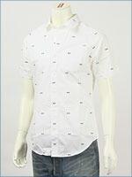 リーバイス・プレミアム 半袖・エンブロイダリー・シャツ ( Levi's Premium Shirt 62655-0001 )