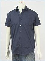 リーバイス・プレミアム 半袖・デザイン・シャツ ( Levi's Premium Shirt 62624-0003 )