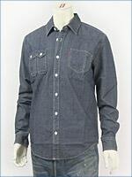 リーバイス・レッドタブ 長袖・シャンブレーワークシャツ / シャンブレー ( Levi's Red Tab Shirt 61269-0001 )