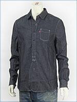 リーバイス・レッドタブ / 長袖・デニム・ドクターシャツ ( Levi's Red Tab Shirt 61344-0006 )