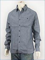 リーバイス モダン ワークシャツ シャンブレー(インディゴ) Levi's Red Tab Shirt 70403-0003 長袖