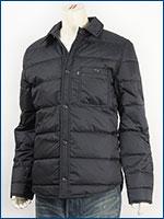 リーバイス ダウン シャツジャケット ライトウェイトダウン ジェットブラック Levi's Red Tab Jacket Montara Overshirt 70473-0001