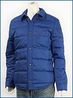 リーバイス ダウン シャツジャケット ライトウェイトダウン エレクトリックブルー Levi's Red Tab Jacket Montara Overshirt 70473-0002